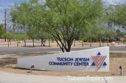 Tucson Jewish Community Center was built in 1989