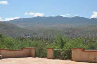 spectacular mountain views at Tanque Verde Ranch