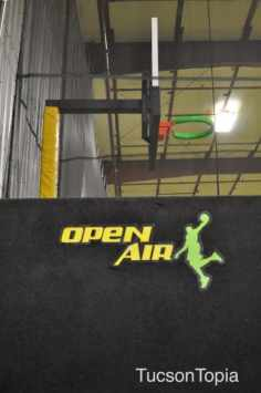 Open Air at Get Air Tucson
