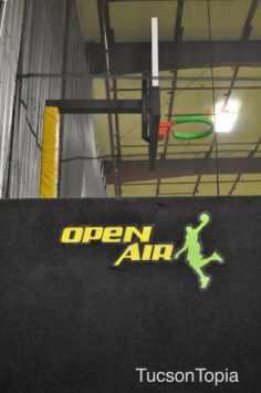 Open Air at Get Air Tucson