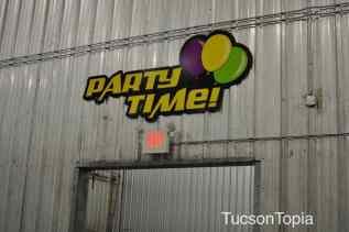 birthday parties at Get Air Tucson