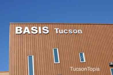 BASIS Tucson at 3825 E. 2nd Street
