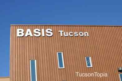 BASIS Tucson at 3825 E. 2nd Street