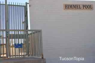 Himmel Pool is currently closed