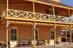 Old Tucson western town