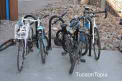 There is no bus service to BASIS Tucson
