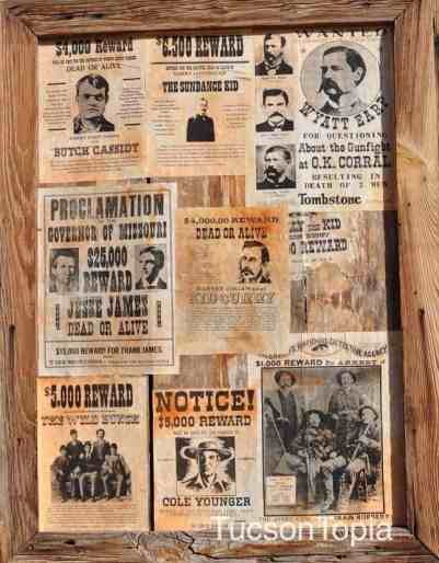 WANTED-posters-at-Old-Tucson