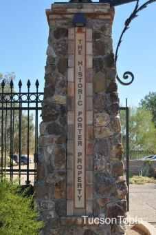 Porter Family in Tucson