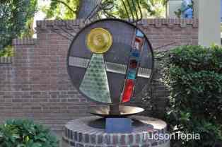 art at Tucson Botanical Gardens