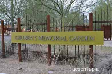 Children's Memorial Garden is a work-in-progress
