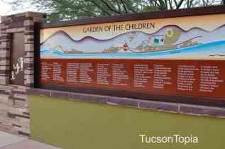 Garden of the Children at Michael Perry Park