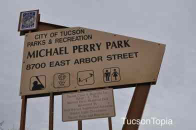 Michael Perry Park at 8700 E Arbor Street