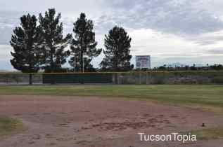 baseball_softball field at Michael Perry Park