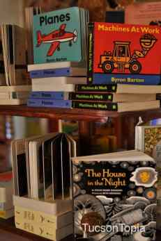 board books at Mildred _ Dildred