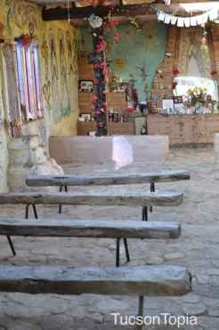 chapel at DeGrazia Gallery in the Sun