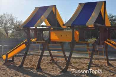 playground at Sonoran Science Academy Tucson