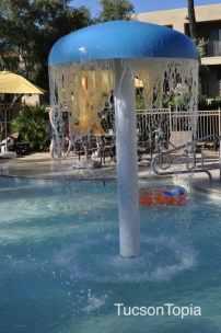 Children's Pool at Hilton Tucson El Conquistador