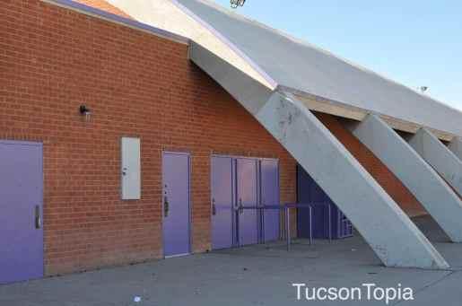 University High School gymnasium
