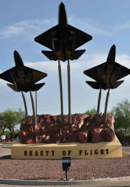 Beauty of Flight at Pima Air _ Space Museum