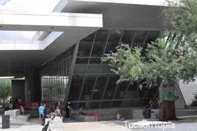 UA Poetry Center at 1508 E Helen Street