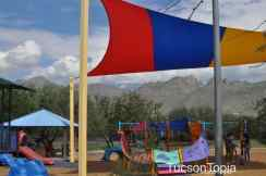 covered playground in Tucson