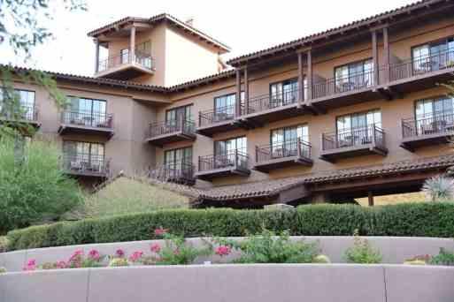 rooms at Ritz-Carlton Dove Mountain