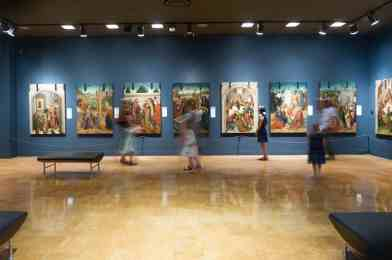 UA Museum of Art exhibits
