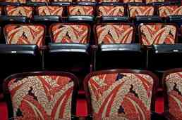 seats at Fox Tucson Theatre