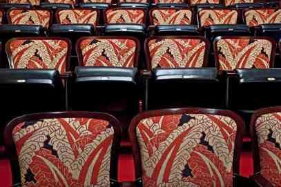 seats at Fox Tucson Theatre