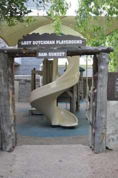 Lost Dutchman Playground at Hyatt Regency Scottsdale