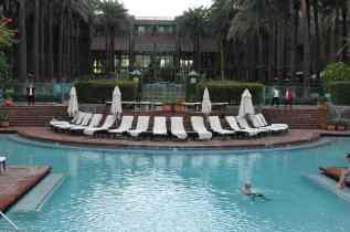 spectacular pools at Hyatt Regency Scottsdale