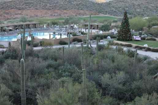 Christmas at JW Marriott Tucson Starr Pass