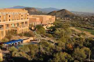 JW Marriott Tucson Starr Pass property