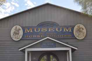 Museum of the Horse Soldier at Trail Dust Town