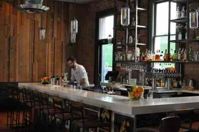 Bar at Reilly
