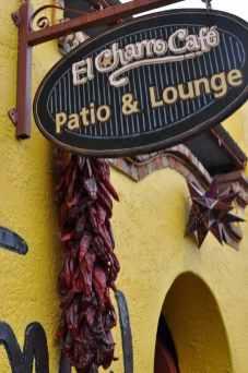 El Charro Cafe in Downtown Tucson