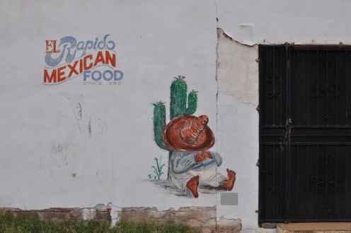 El Rapido Mexican Food in Downtown Tucson