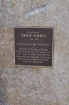 In Memory of Tom Bingham at Pima Canyon