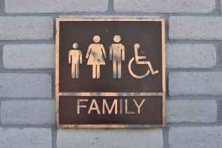 Family Restrooms at Sabino Canyon Visitor Center