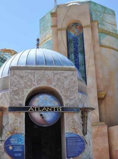 Journey to Atlantis at SeaWorld San Diego