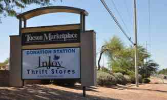 InJoy Thrift Store at 250 N Pantano Rd in Tucson