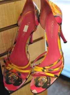 ballistic heels at InJoy Thrift Store