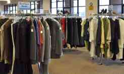 boutique items at InJoy Thrift Store