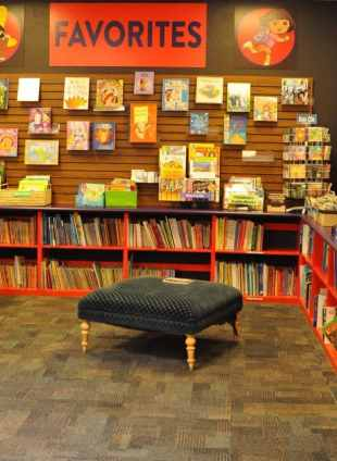 Children's Area at Bookmans Speedway