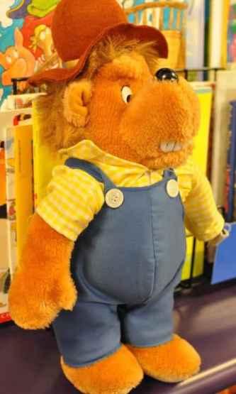Papa Bear at Bookmans