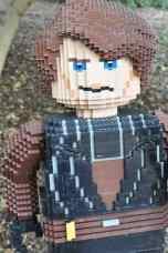 Anikan Skywalker at LEGOLAND California