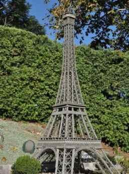 LEGO Eiffel Tower LEGOLAND