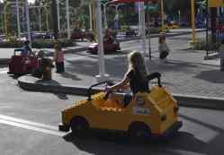 Volvo Driving School LEGOLAND California