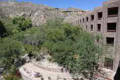 Loews Ventana Canyon Resort is tucked right into the Catalina Mountains