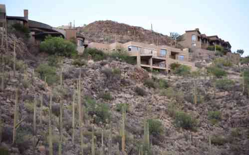 homes near Loews Ventana Canyon Resort